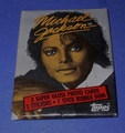 A Pack Of Michael Jackson Trading Cards  - michael-jackson photo