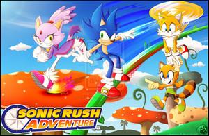 A Sonic Rush Adventure
