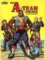 A-Team Comic Cover
