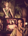AU Doccubus - bo-and-lauren fan art