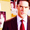 Criminal Minds photo with a business suit, a suit, and a two piece entitled Aaron Hotchner