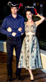 Adelaide Kane and Torrance Coombs at the 54th Monte-Carlo televisão Festival