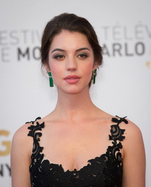 Adelaide Kane at the 54th Monte-Carlo telebisyon Festival