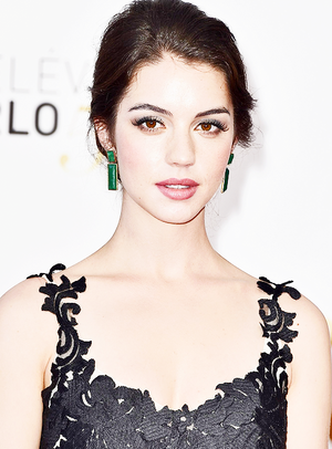 Adelaide Kane at the 54th Monte-Carlo टेलीविज़न Festival