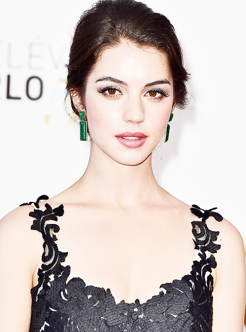Adelaide Kane At The 54th Monte Carlo Television Festival