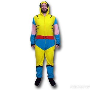 Adult Wolverine Pajamas