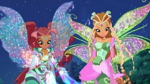 Aisha and Flora~ Bloomix