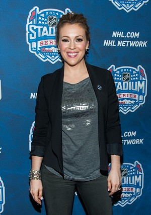 Alyssa @ 2014 Coors Light NHL Stadium Series (January 25th)