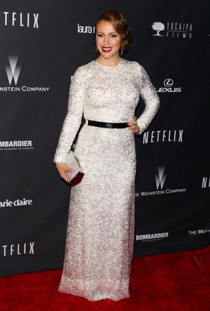 Alyssa @ The Weinstein Company & Netflix 2014 Golden Globes After Party (January 12th)