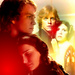 Anakin, Padmé, Luke and Leia - star-wars icon