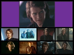 Anakin Skywalker Collage
