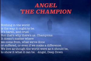Angel The Champion