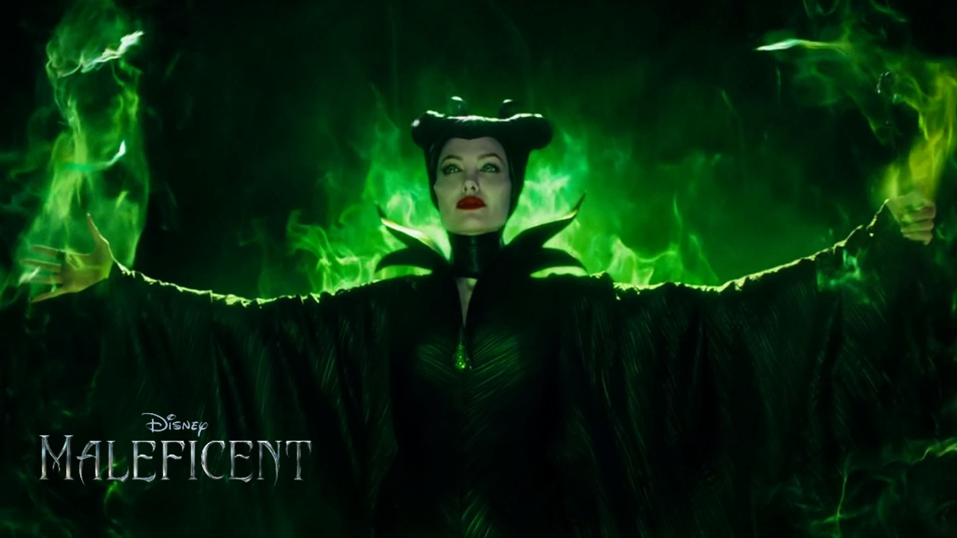 Angelina Jolie Maleficent Maleficent 2014 Photo