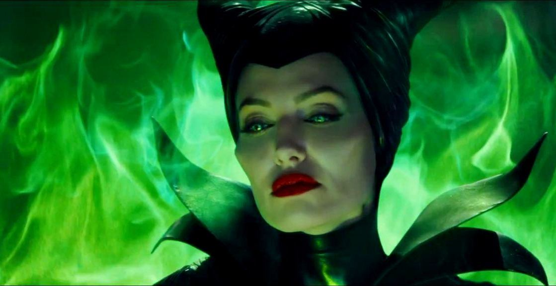 Right! So. angelina jolie maleficent movie
