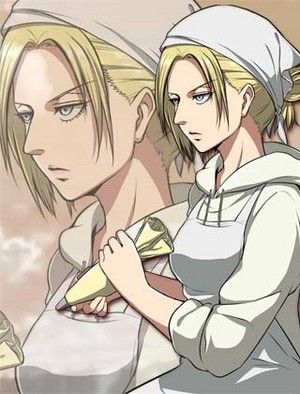 Annie Leonhardt Official Art