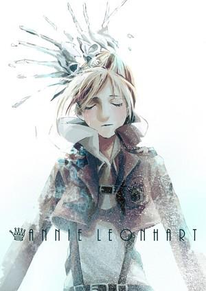 Annie Leonhardt | Shingeki no Kyojin