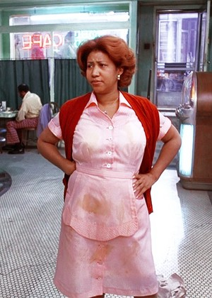 "Aretha Franklin In The 1980 Film, ""The Blues Brothers"""