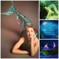 Ariel/Kiss the Girl Collage - the-little-mermaid-on-broadway photo