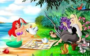 Ariel amd Aurora