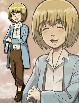 Armin Arlert Official Art