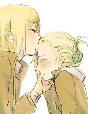 Armin and Annie ~ ❤