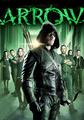Arrow Season 2 Blu-Ray/DVD Cover