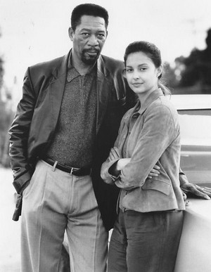 Ashley Judd and モーガン, モルガン Freeman