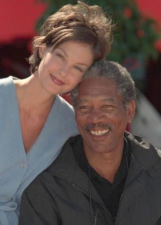 Ashley Judd and Morgan Freeman