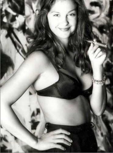 Ashley Judd wallpaper probably with a lingerie, a bikini, and attractiveness titled Ashley Judd