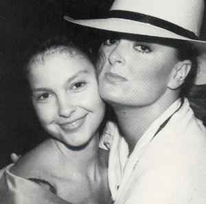 Ashley and Wynonna Judd