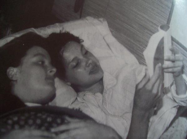 Ashley and Wynonna Judd