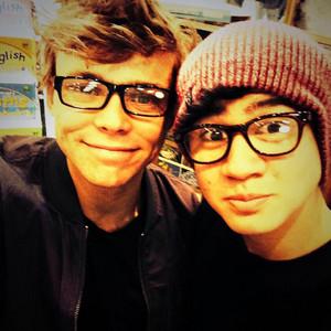 Ashton and Calum