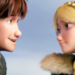 Astrid and Hiccup icon