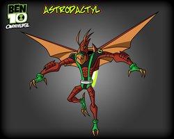 Astropactyl