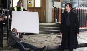 BBC Sherlock - New Pics