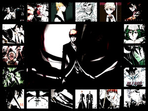 BLEACH COLLAGE