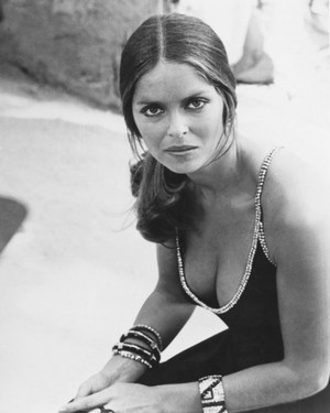 "Barbara Bach, (Major Anya Amasova), 1977 Bond Film, ""The Spy Who Loved Me"""