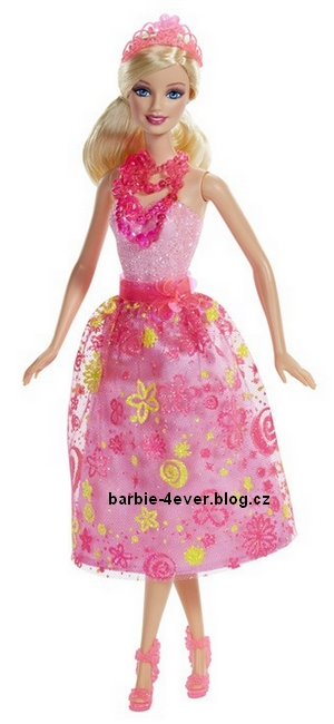 Barbie and The Secret Door Alexa Doll