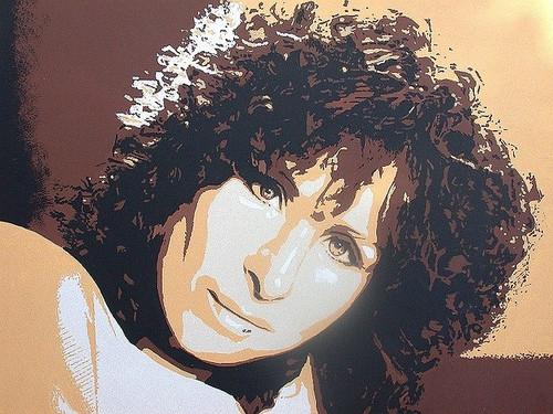 Barbra Streisand 바탕화면 entitled Barbra Streisand