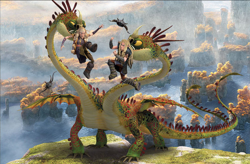 How to Train Your Dragon film  Wikipedia