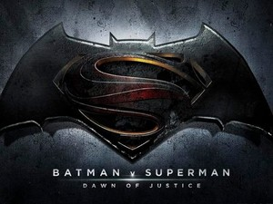 Batman v Superman: Dawn of Justice - Official Logo Title
