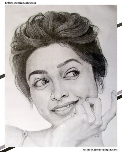 Deepika Padukone wallpaper with a portrait entitled Beautiful Deepika
