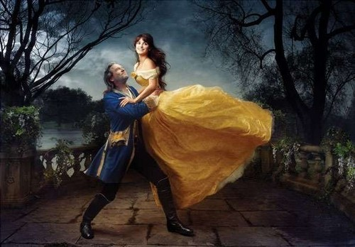 Fairy Tales & Fables wallpaper called Beauty and the beast