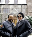 """Behind The Scenes In The Making Of """"Bad"""" - michael-jackson photo"""