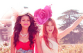 Bella and Zendaya             - bella-thorne photo