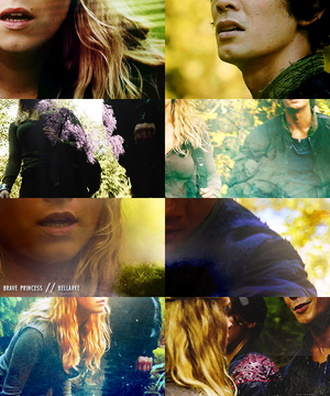 Bellarke - Faceless