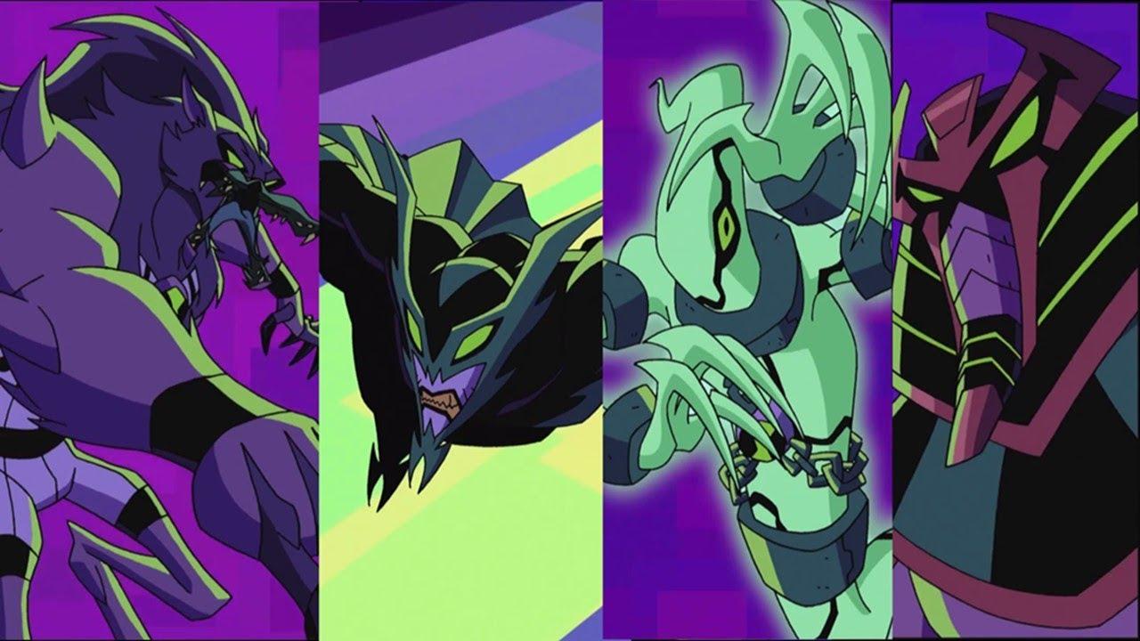 Ben 10 Omniverse images Ben 10 Galactic Monsters HD ...