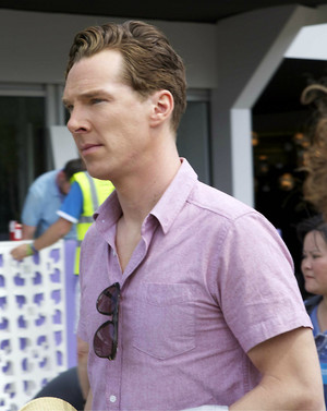 Ben at the Chelsea Flower Show
