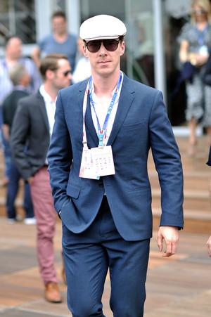 Benedict - Monaco Grand Prix 2014