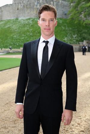 Benedict at Windsor 城堡